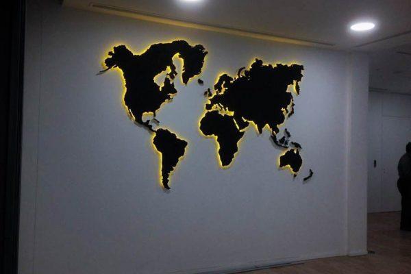 Decoração de Interiores - MAPA MUNDO-min